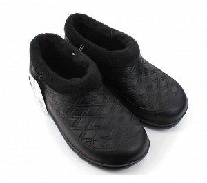 Обувь мужская, Галоши утепленные, арт. 907, чёрные