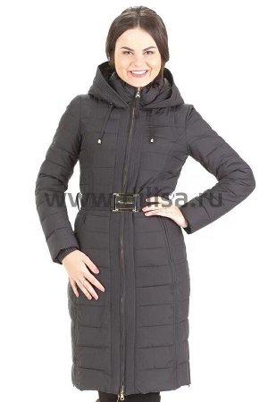 Пальто Towmy 297_Р (Черный)