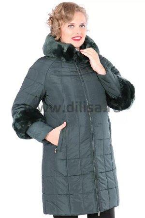 Пальто Visdeer 6050_Р (Изумруд 22)