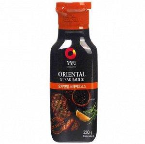 """Соус восточный для мяса (с лимоном) """"Oriental Steak Sauce"""" 250 г"""