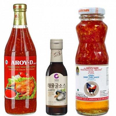 🍣АА: АЗБУКА АЗИИ Только импортные продукты — [🍗 Традиционные соусы]