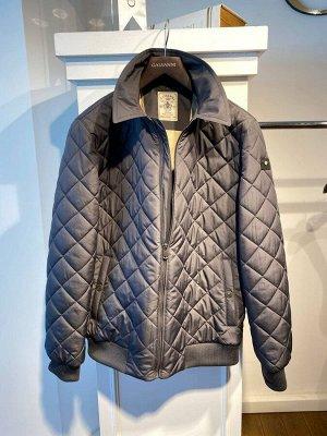 Куртка MORITA Anthracite COAT GLVWM19280271 100% POLYESTER