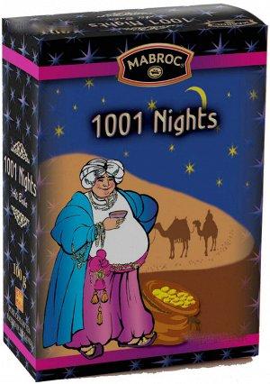 Чай Маброк Ночь 1000 Звезд черный 100г