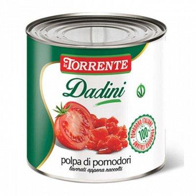 Alberto Poiatti - Итальянские блюда на Вашем столе! Новинки! — КОНСЕРВЫ ТОМАТНЫЕ la Torrente Италия (Неаполь) — Соусы и кетчупы