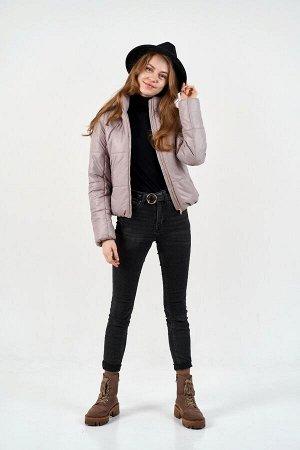 "Куртка женская ""Лэйди"" какао"