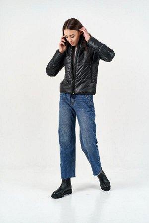 """Куртка женская """"Лэйди"""" черный"""