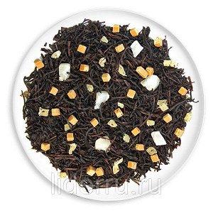 Айриш Крим Айриш-крим  –Чай черный цейлонский крупнолистовой с ароматом ликера Айриш-крим, цукаты плодов Амаруло и кокоса. Цвет настоя темно-ореховый, вкус выразительный с кокосовыми нотками.