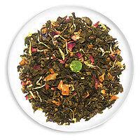 Мулен Руж Черный китайский чай с ароматом винограда и малины, с кусочками ананаса, лепестками календулы и розы - этот удивительный купаж станет отличным дополнением к окончанию дня, и побудит к созерц