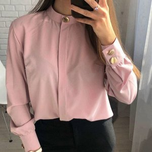 Блузка Ткань плотный лайт