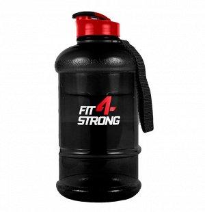 Бутылка-шейкер Fit4Strong (ITB941-1300) - 1,3 литра