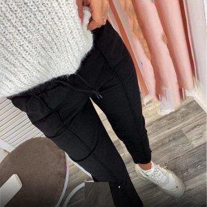 Замшевые штаны