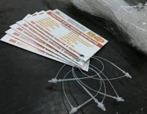 Биркодержатель кольцевые ручные (петля)