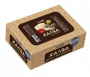 Халва кунжутная на фруктозе, 250г, /картон/