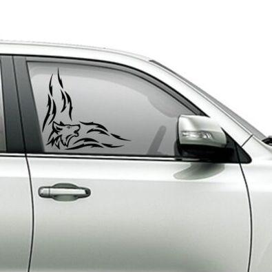 Огромный выбор классных наклеек для интерьера и авто — НА АВТО. На боковые стекла