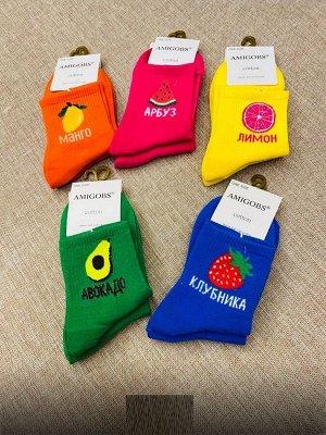 Женские носки за 10 пар