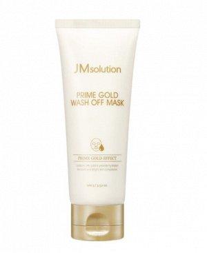 JMSolution Prime Gold Wash Off Mask Очищающая маска с золотом 24К, 100гр