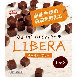 Шоколадные кубики LIBERA 50гр.