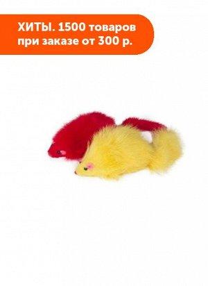 """Мышь 4"""" цвет 10см"""