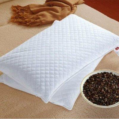 Бамбуковый Sale! -30% на классные подушки! — Подушки с гречневой лузгой — Подушки