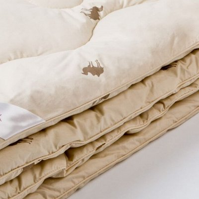 """Бамбуковый Sale! -30% на классные подушки! — Верблюжья шерсть """"Сахара"""" — Одеяла"""