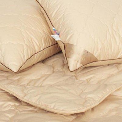 Бамбуковый Sale! -30% на классные подушки! — Верблюжья шерсть микрофибра — Одеяла