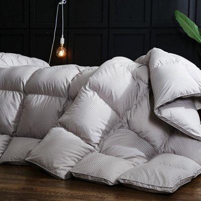 """Бамбуковый Sale! -30% на классные подушки! — Премиум """"Soleil du Lumiere"""" гусиный пух — Спальня и гостиная"""