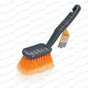 Щетка для мытья Airline, с мягкой распушенной щетиной, длина 30см, ширина ворса 9см, арт. AB-I-03