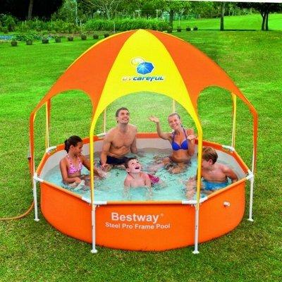 Для туризма и отдыха! Палатки для отдыха на природе — Бассейны