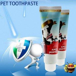 Набор для чистки зубов собак и кошек