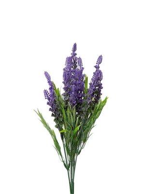"""Букет """"Lavender Keld"""" Floox, 37 см, цв.фиолетовый, пластик"""
