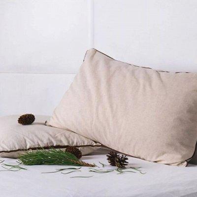 Большие скидки на гречневые подушки!  — Подушки для сна кедровая скорлупа — Спальня и гостиная
