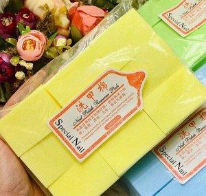 Безворсовые салфетки цветные 1000 шт
