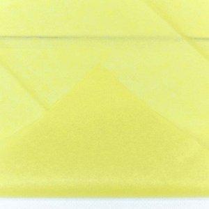 0001337/20 Бумага тишью 50*66 см желтый (10 листов в упаковке) 1/250