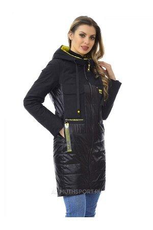 Женское пальто Grace Snow 5021_001 Черный