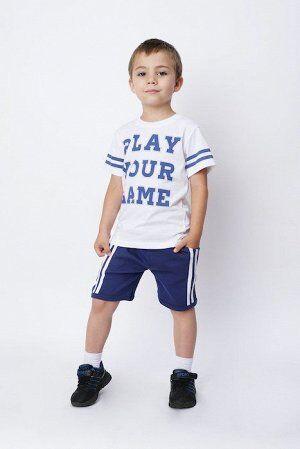 "Футболка+шорты ""play"" (супрем+интерлок)"
