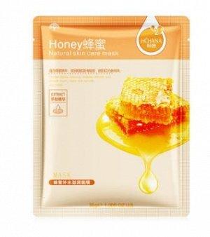 Тканевая маска для лица с экстрактом меда (30 г.)