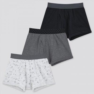 UNIQLO №22 Популярная одежда из Японии!! Рассрочка! — Детское нижнее бельё — Одежда