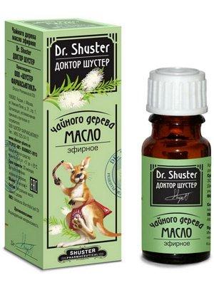 """Чайного дерева масло эфирное """"Dr. Shuster - Доктор Шустер®"""", 10 мл"""