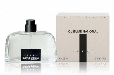 Элитная косметика и парфюмерия . Майская акция. — CoSTUME National — Парфюмерия