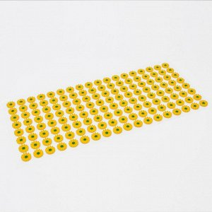 Аппликатор Кузнецова, 144 колючки, плёнка, 260*560 мм