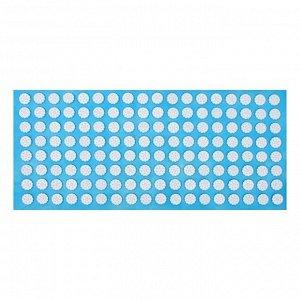 Аппликатор Кузнецова, 144 колючки, спанбонд, голубой, 260 х 560 мм