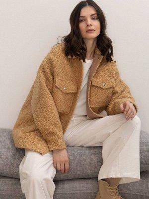 Куртка рубашечного кроя R075/lovan