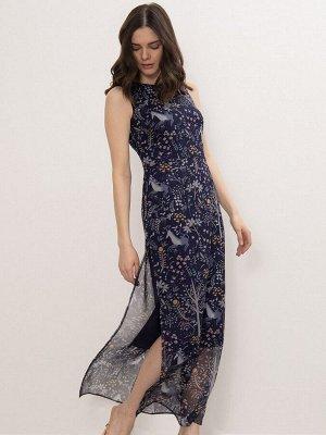 Шифоновое платье PL1055/lars