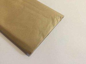 Бумага тишью (папиросная) 50*65см 10 листов цвет крафт