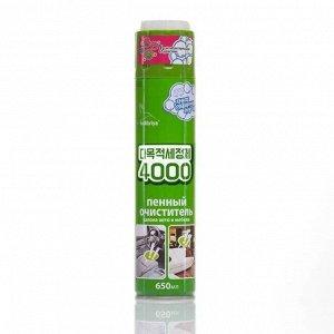 Пенный очиститель для салона авто и мебели -4000,650 мл