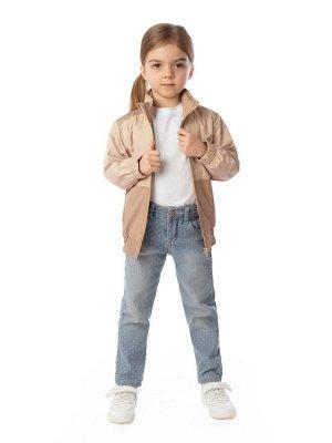 Ветровка бежевая детская арт.20-005-бежевый