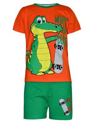 Футболка и шорты для мальчиков арт. ММ 005-18