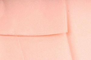 Бумага тишью (папиросная) 50*65см 10 листов цвет персиковый