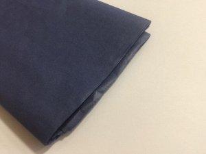 Бумага тишью (папиросная) 50*65см 10 листов цвет чернильно-синий