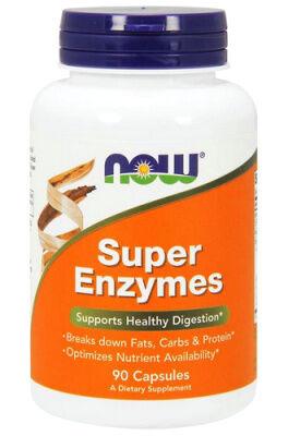 NOW Super Enzymes Энзимы